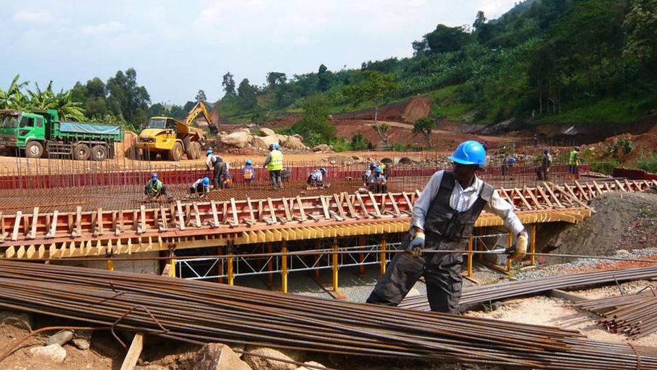 Illustrasjonsbilete frå Bugoye i Uganda kor Norfund har investert.